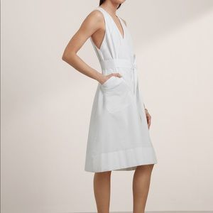 Aritzia Babaton Dress Blue